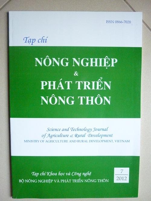nong nghiep pt nong thon