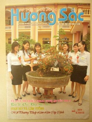 Tạp chí hương sắc việt nam